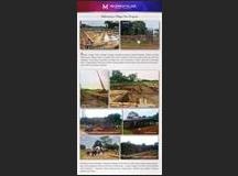progress pembangunan millenium village per okt 2016