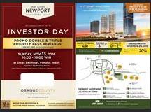 undangan investor day minggu 13 nov swiss bellhotel pondok indah