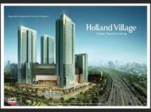 informasi pembangunan holland village